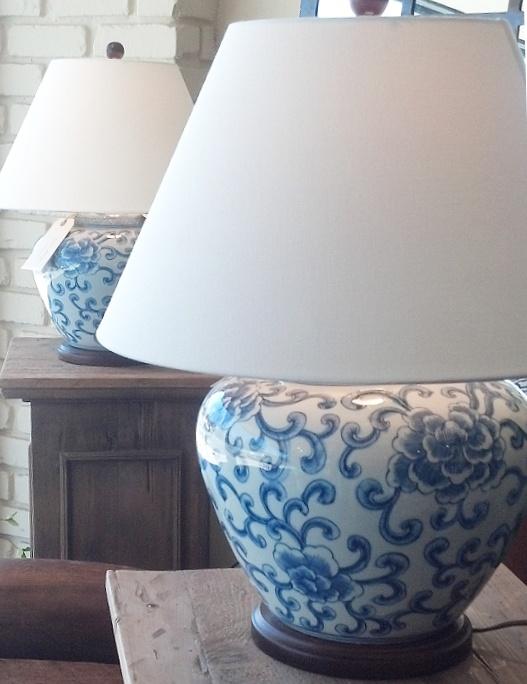 Wood Table Lamp Classic