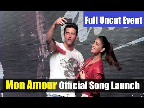 """""""Mon Amour"""" official song launch event 