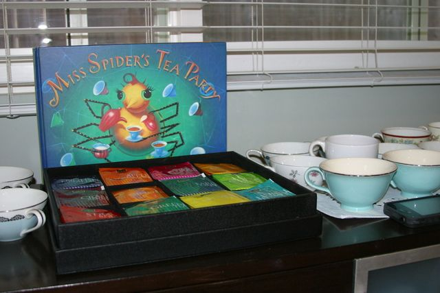"Photo 3 of 20: Storybook Tea Party / Baby Shower/Sip & See ""It's a Girl! Baby Shower"" 