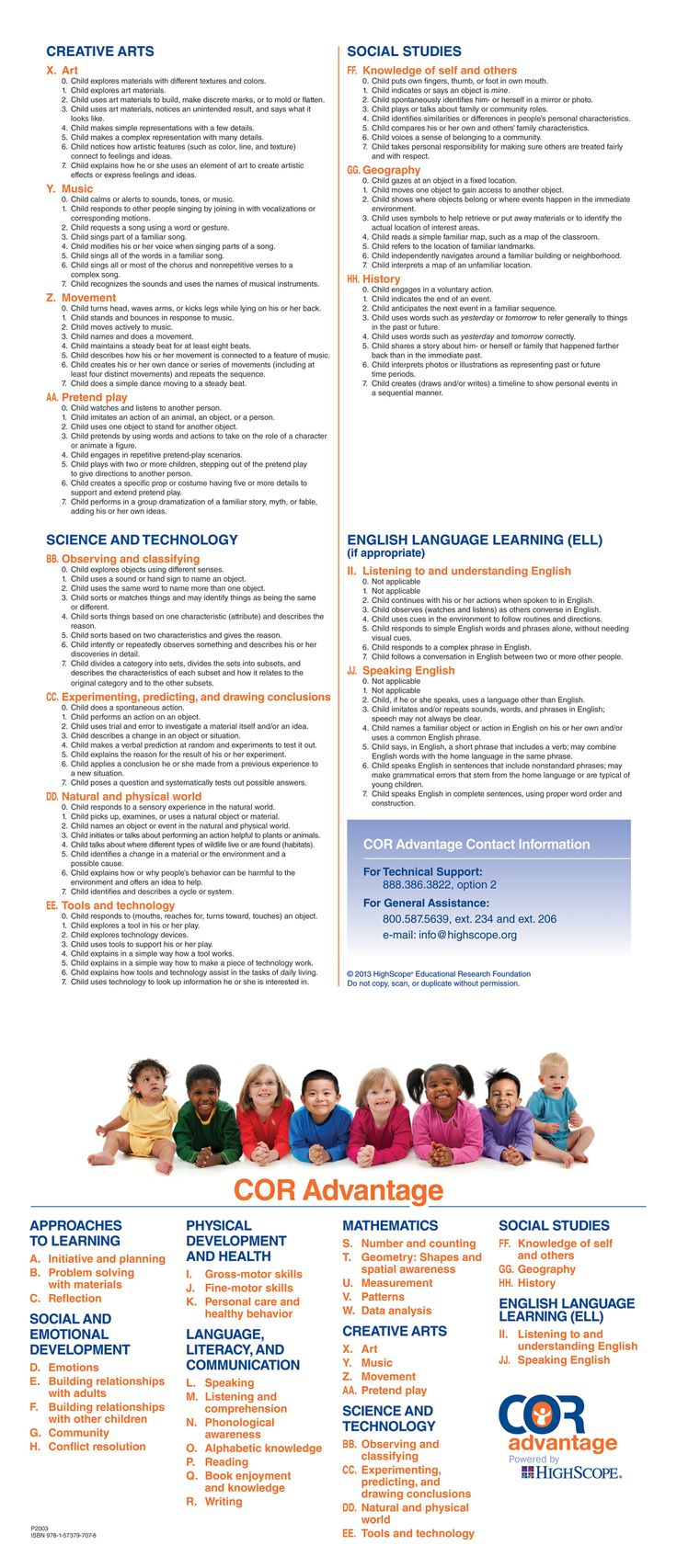child care competency statements Department of mental health purpose statement: standards of cultural and linguistic competence as an integral part of client care.
