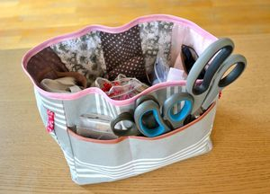 organiseur de sac ou de matériel de couture