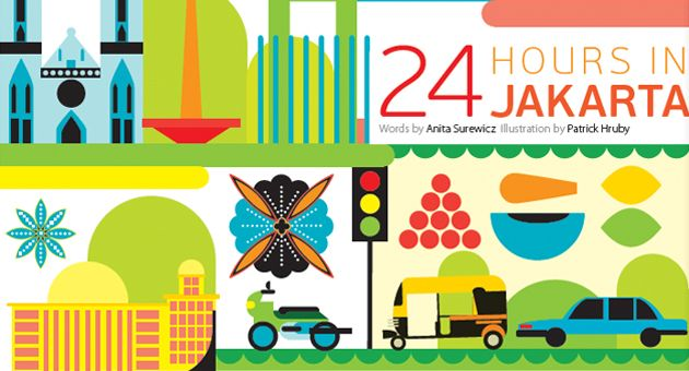 24 hours in Jakarta - IndonesiaArt and design inspiration from around the world – CreativeRoots