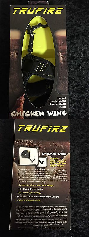 Bowhunting 159037: Trufire Chicken Wing Archery Release -> BUY IT NOW ONLY: $79.99 on eBay!