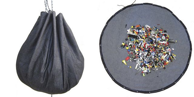 Bag of the Month - Playmat Bag by katbaro, via Flickr