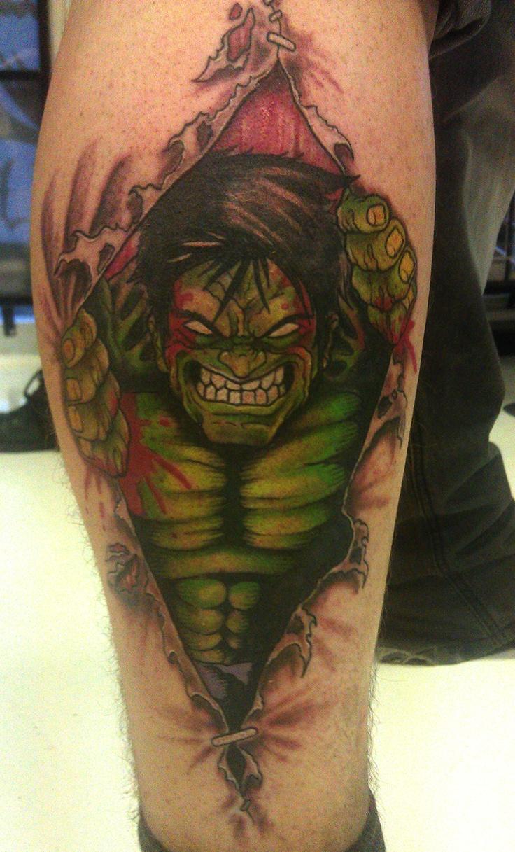 custom hulk i did