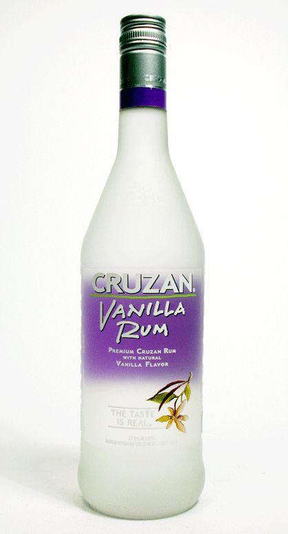 Cruzan Rum Mixed Drinks