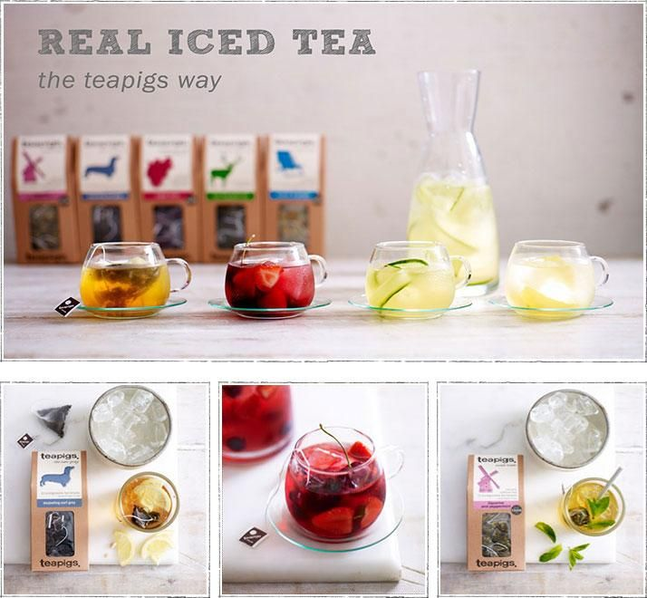 say hello to the only iced tea recipes you'll need this summer! #summertimetea http://ow.ly/O3LhZ