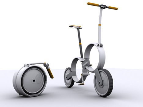 really cool scooter-LILY likes