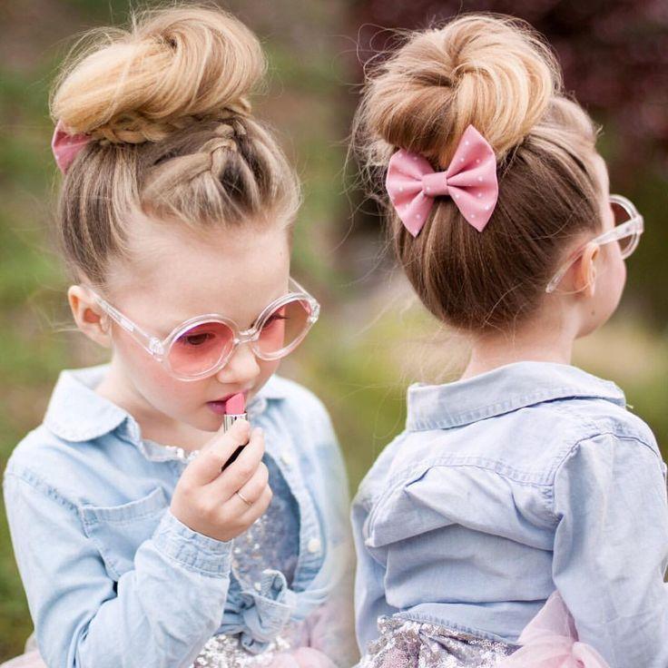 Frisur für kleines Mädchen in 50 super süße Sommerideen