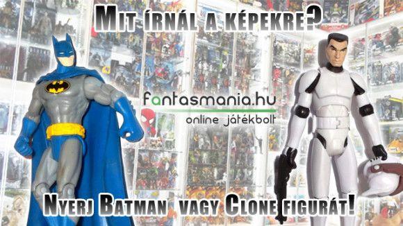 Újabb nyereményjátékot hirdetünk a Fantasmania.hu Online Játékbolttal!