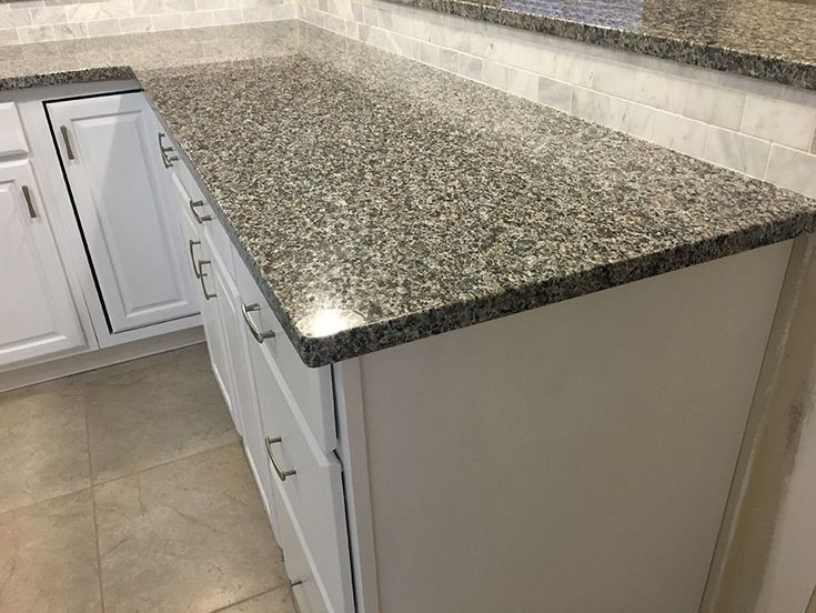 Good Kitchen Remodel By Granite Perfection In Orlando With Caledonia Granite  Countertops And Full Backsplash Tiles Installation.