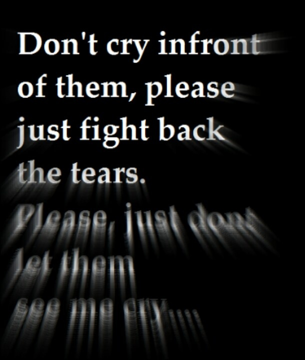 Fighting Depression Quotes: Best 25+ Cold Hearted Ideas On Pinterest