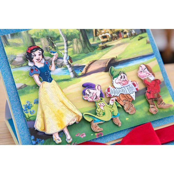 Disney Snow White Complete Collection No Colour