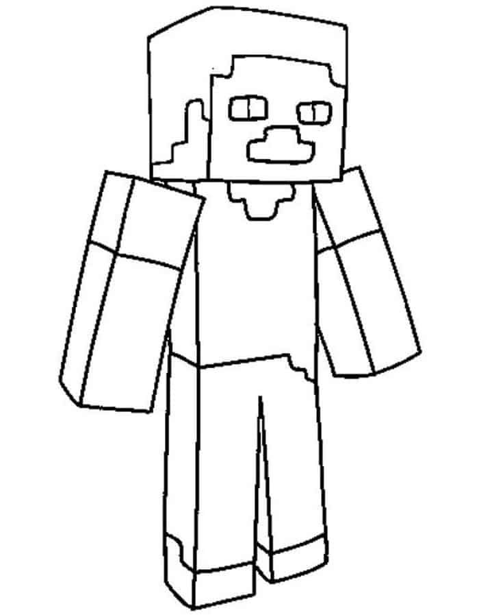 Minecraft Coloring Pages Stampy Minecraft Coloring Pages Lego Coloring Pages Unicorn Coloring Pages