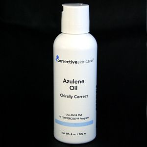 Azulene Oil is a hyper hydrator / moisturizer specially designed for sensitive, irritated and dehydrated skin.