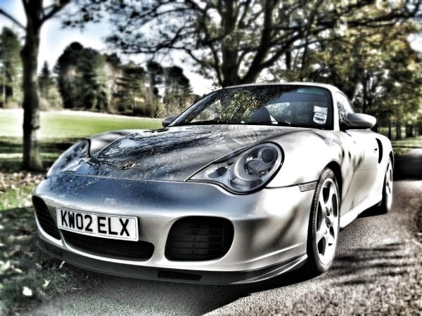 I miss this. My 996 TT