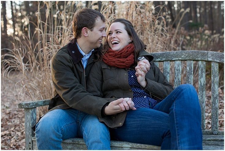 Engagement Session. Eastern Shore Maryland Wedding Photography. Laura's Focus Photography.