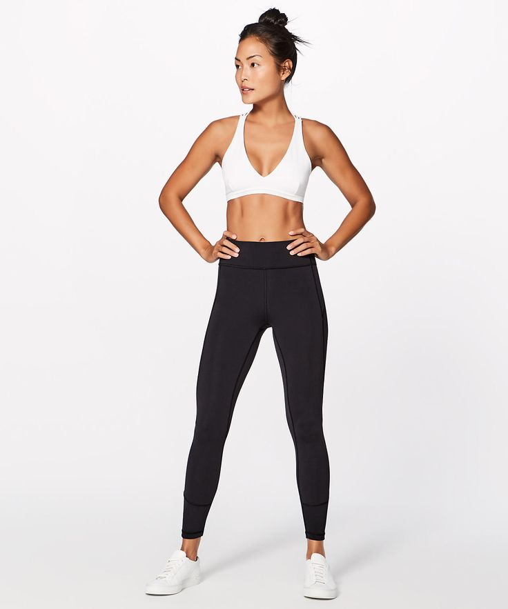 Lululemon In Movement Tight 25  *Everlux