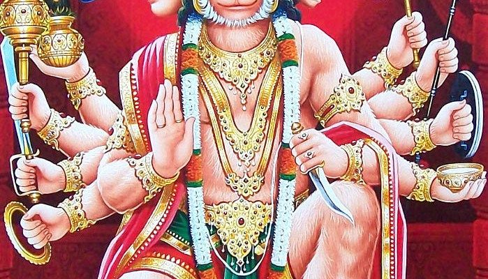 Hanuman Mantra For Success in business