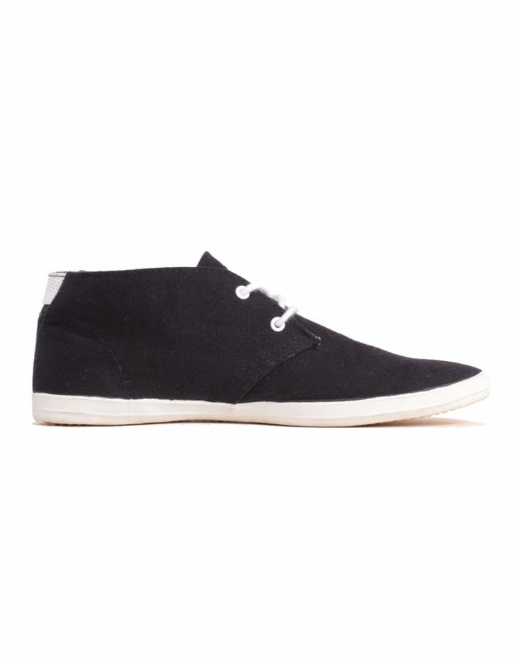 # Sneakers noires  http://www.letagehomme.com/chaussures-homme-sneakers-roger-noires-fabian.html