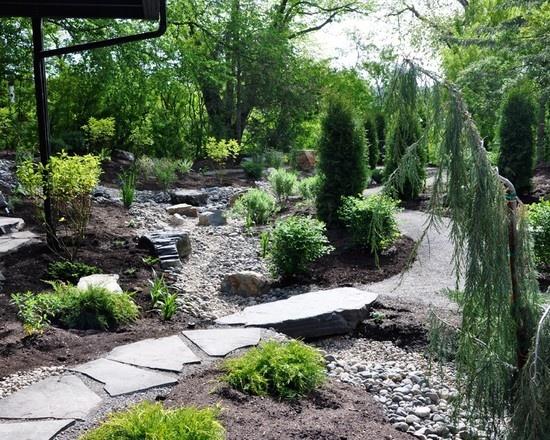 132 best Dry Creek Beds images on Pinterest