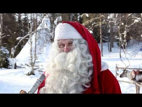 Intervista Postnatale a Babbo Natale in Lapponia