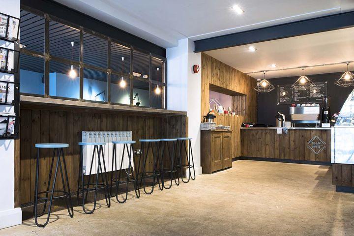 188 best restaurants bars images on pinterest for Office design northern ireland
