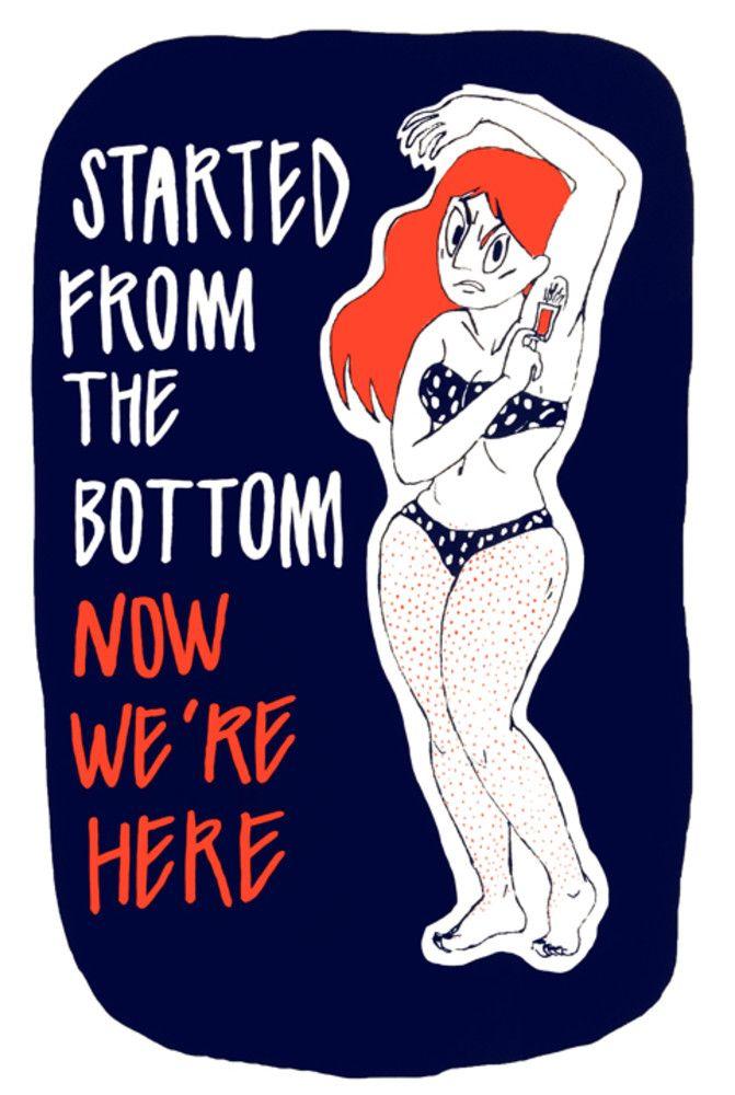 [Par claireduplan] Diplôme d'Image Imprimée ENSADNone of my Jelly Roll est une fanzine Woman Power avec de la bande dessinée, des femmes fortes, de l'humour à la pelle, quelques gros mots et des références à Beyoncé qui s'efforce de créer un...