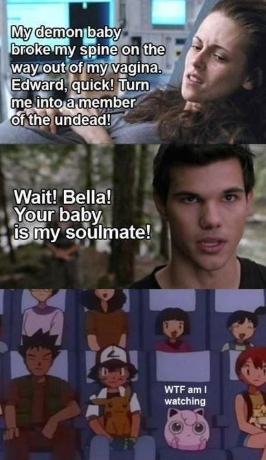 Funny, Twilight