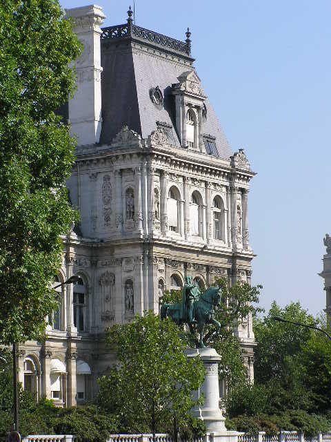 Paris France 2003