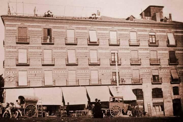 hotel universal, después hotel victoria