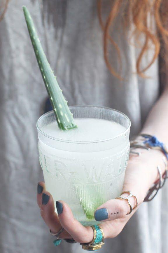 Aloe vera, a csodaszer – Készítsünk belőle finom italt! | Életszépítők