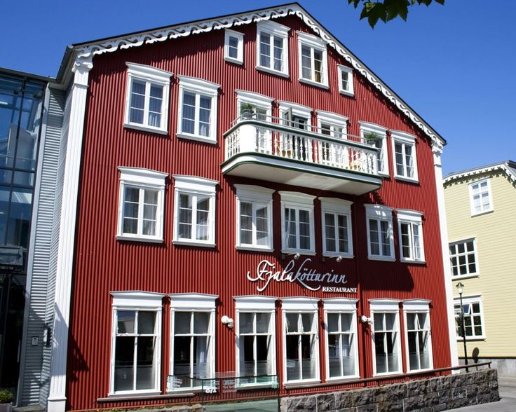 REYKJAVIK: Hotel Reykjavik Centrum is a new First Class Hotel in the heart of the city, opened on April 1st 2005. It is located on one of Reykjavik's oldest streets, Adalstraeti, in a newly renovated building, the oldest part of which was built in 1764.