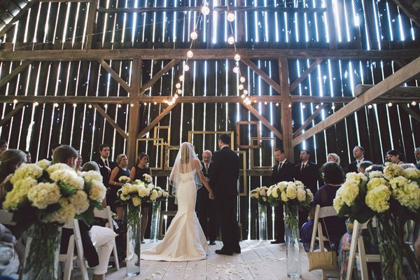 A romantic and rustic farm wedding by Love Me Do Photography - Wedding Party