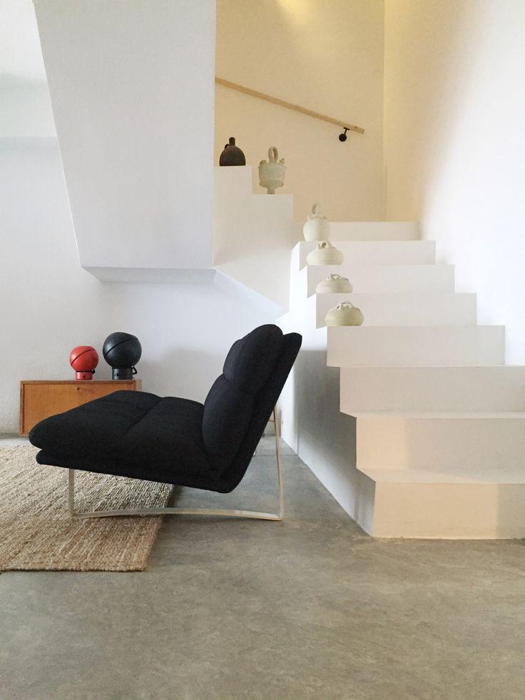Spanish beach house renovation by StudioSVA / Spaans strandhuis gerenoveerd door StudioSVA