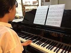 【虹の音ミュージックスクール】 カワイ生徒グレードテストの最上級7級に向けて練習を始めました!中学生の女の子です♪ 詳しくは http://at-ml.jp/73166/?p=778&fwType=pin
