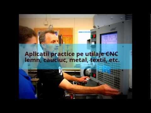 Curs Operator CNC - Masini Comanda Numerica