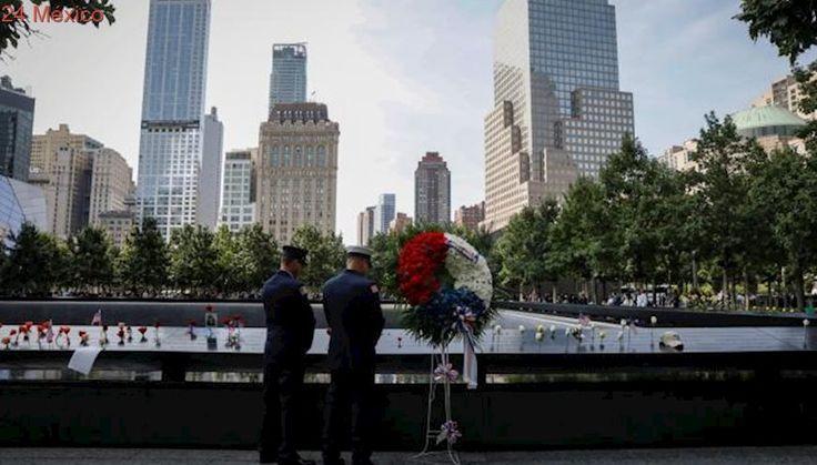 Nueva York recuerda a las víctimas del 11-S tras 16 años del atentado