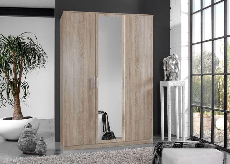 Perfect Kleiderschrank Click cm Schlafzimmerschrank S gerau Wei Mit diesem Kleiderschrank vom Hersteller Wimex treffen Sie eine gute Wahl