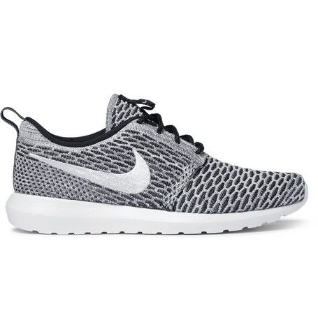 Nike Flyknit Roshe Run Sneakers | MR PORTER