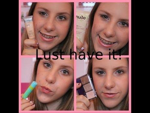 makeupsplash96 unboxes Lust have it- Jan 2013! ♡