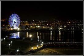 Geelong Night waterfront at Night
