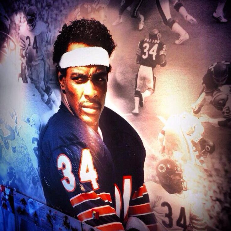 Sweetness.  Walter Payton Center,  At da Bears MOMS Football Safety Clinic. This is what you see when you walk into the facility... via Jarrett Payton, FB