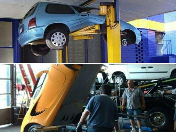 14 best Epic Vehicle Fails images on Pinterest   Funny ...