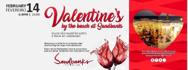 Valentines Day Sandbanks | Sandbanks Vale do Lobo