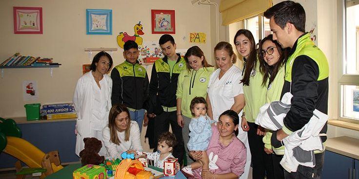 La Unidad de Media Estancia de Salud Mental ganadora un año más del Concurso de Belenes de la Gerencia del Área Integrada de Cuenca