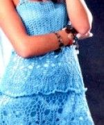Жакет, связанный по кругу (вязание крючком)   Журнал Вдохновение Рукодельницы