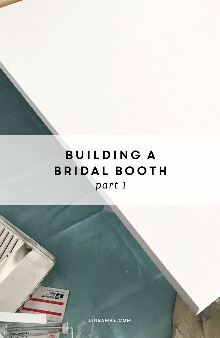 Bridal shows in illinois - How To Build A Bridal Booth Part 1 More