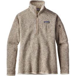 Patagonia Better Sweater 1/4 Zip - Women's medium