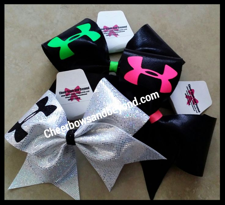 Armour cheer bow,armour dance bow,nike pro,nike,heer bow,tick tock mystic star bow,dance bow,ha